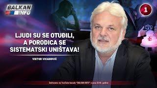 INTERVJU: Viktor Vicanović - Ljudi su se otuđili, a porodica se sistematski uništava! (10.6.2019)