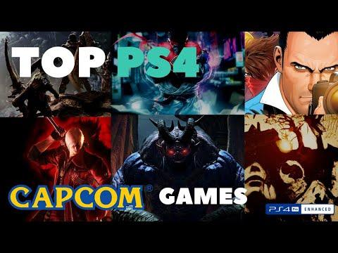 Top PS4 Capcom Games