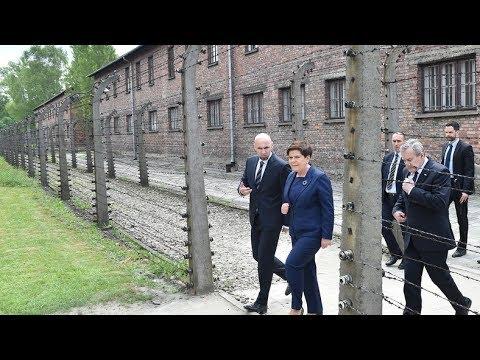 Hiena roku Kuba Wojewódzki obraził B Szydło za mowę z Auschwitz