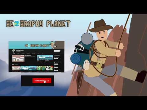 Check out our Other Channel Geography Planet!