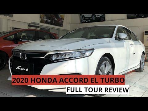 ALL NEW 2020 HONDA ACCORD EL TURBO 1.5L || FULL TOUR REVIEW