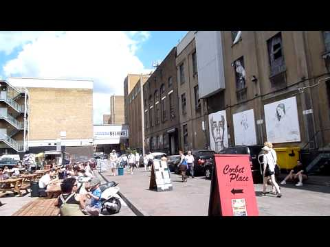 The Old Truman Brewery - London