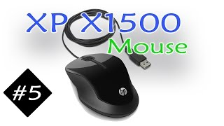 Product Review 05 - HP X1500 Mouse