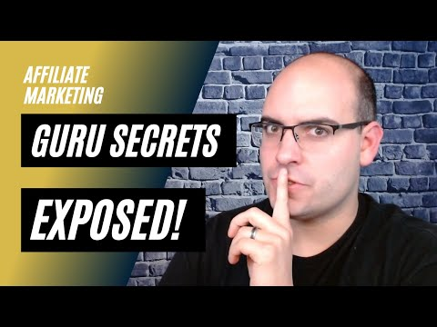 How To Build A Full Affiliate Funnel (Guru Secrets EXPOSED)