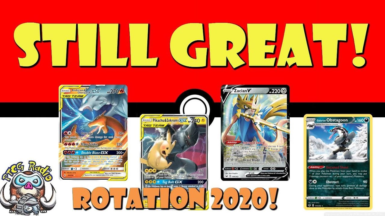 Best Pokemon Decks 2021 Pokemon Decks that Will Still be Great After Rotation 2020