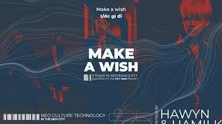 Download • VIETSUB • NCT U 'Make A Wish (Birthday Song) - English Version' Lyrics   Hawyn & Hamilk