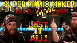SUPER MARIO MAKER - LOST IT ALL - DASHIE LEVELS FROM YA BOI~♥