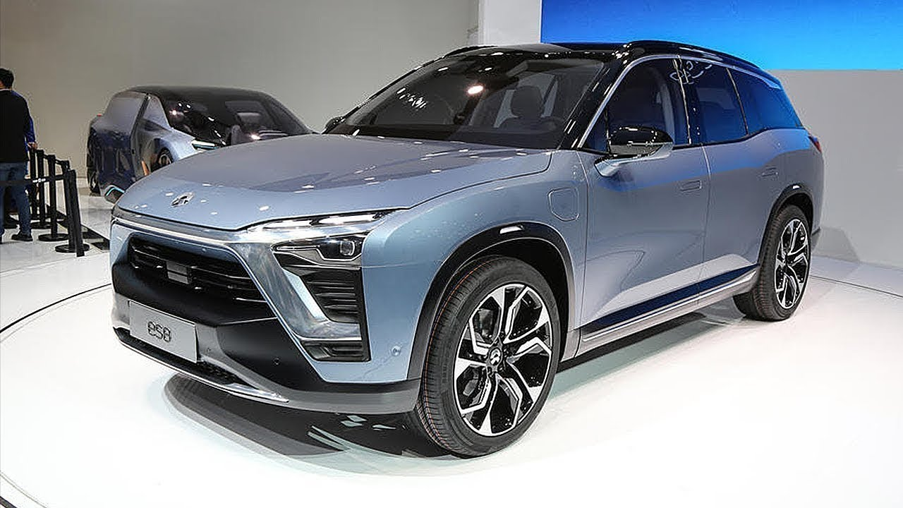 2018 Nio Es8 Full Review