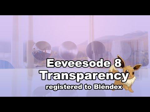 Eeveesode no. 8 Transparency