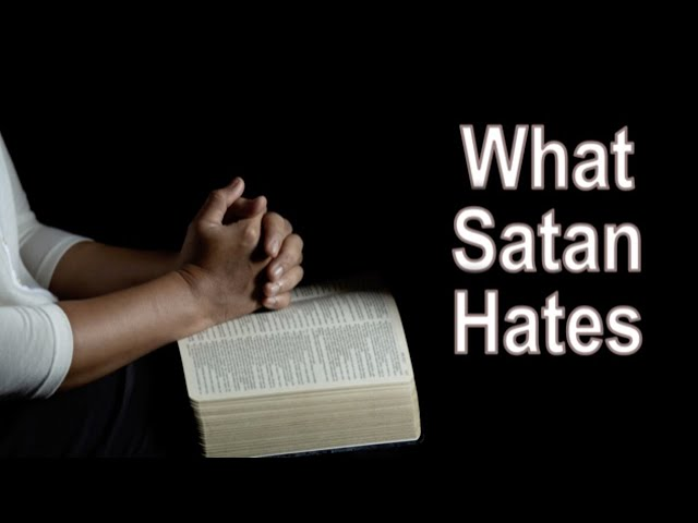 What Satan Fears, 2 Thessalonians 3:1-5 – July 5th, 2020