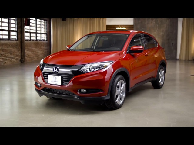 2017 Honda HR-V Walk-Around Tour and Vehicle Review