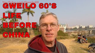 What did Gweilo 60 do before he came to China