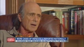 Hepatitis A patient sues berry company