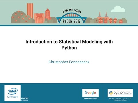 Image from Introduction to Statistical Modeling with Python