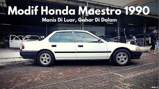 Modifikasi Honda Accord Maestro 1990