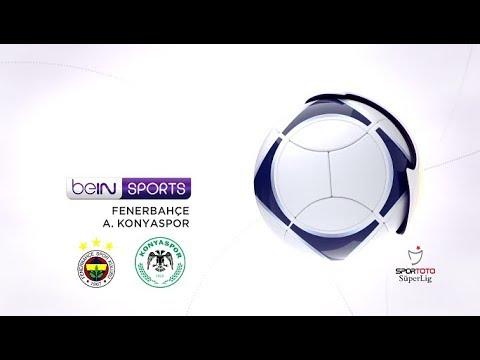 Fenerbahçe 3 - 2 Atiker Konyaspor