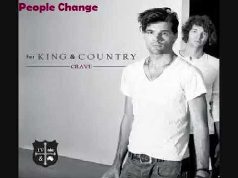 for King & Country - Crave - Full Album