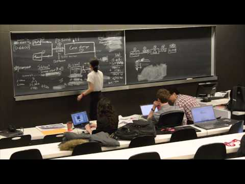Engineering and Commerce Case Competition / Aftermovie 2014