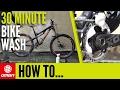 The 30 Minute Bike Wash – How To Clean Your BIke