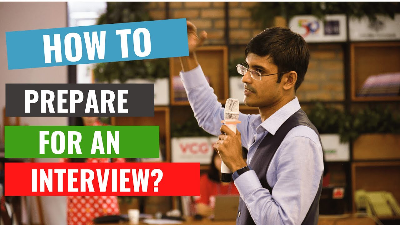 10 Tips to prepare for your job interview