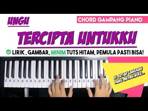 Tutorial Chord Piano Ungu Tercipta Untukku Mudah Dipahami Untuk Pemula Youtube