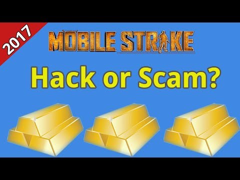 Mobile Strike: Hack or Scam? 999K Gold Cheat