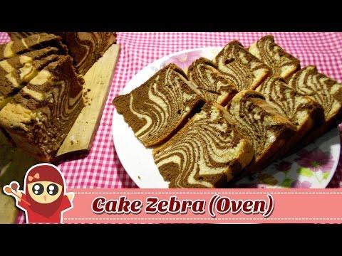 Resep: Cara Membuat Kue Zebra Panggang   ARDIYANTI ULYANA