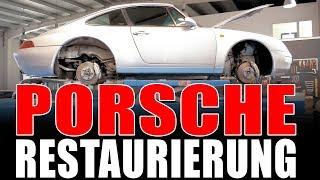Porsche 993 Restauration