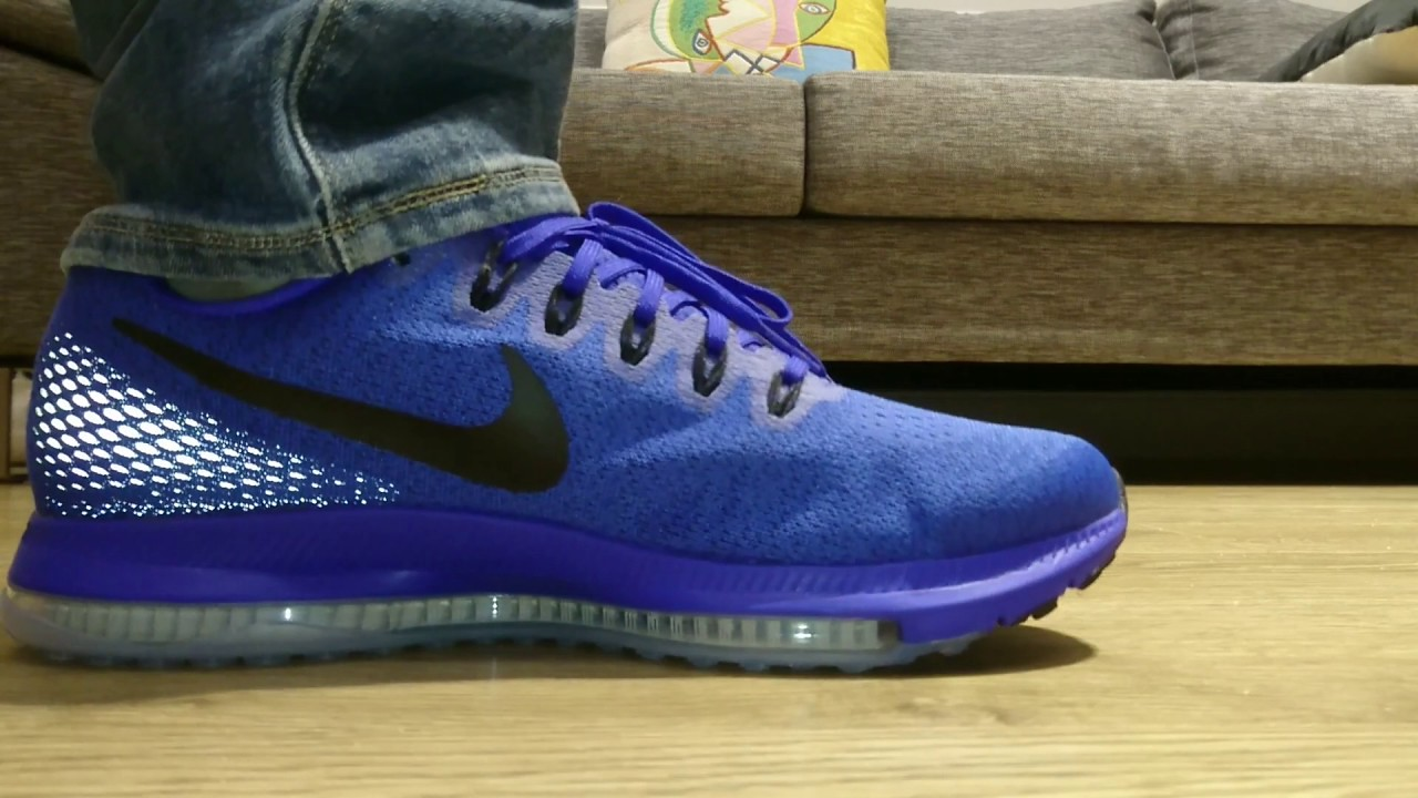 buy online 09d1c a7062 Nike Zoom All Out Low performance - 用慢動作看 Zoom Air