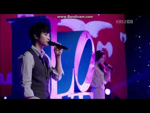 Dream High 2 Jinwoon And Jiyeon/ JB With Shin Hye Song
