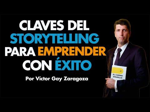 Cómo crear un storytelling. Víctor Gay Zaragoza