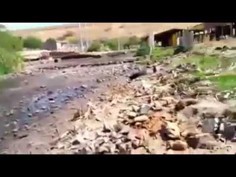 """Resultado de imagem para Água do açude de Coremas """"chegou ao fim"""". [VÍDEO]"""