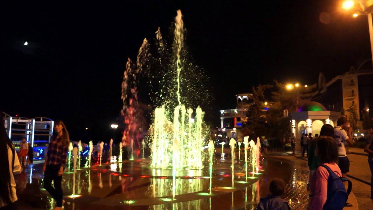 сравнительно недавно пляшущий фонтан в ростове фото всех