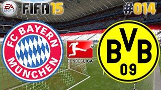 FIFA 15 #014 FC Bayern vs. Borussia Dortmund ★ Bundesliga ★ Let