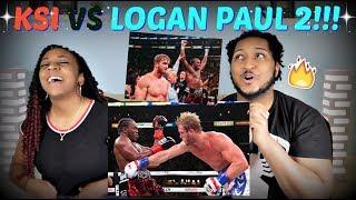 KSI VS Logan Paul 2 FIGHT RECAP + THOUGHTS!! Video
