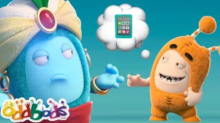 ODDBODS | Grant Me My Wish! | Cartoons For Kids