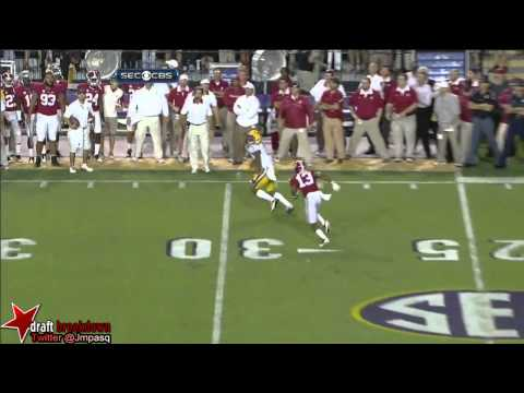 Odell Beckham Jr.  vs North Texas,Florida,Alabama,Arkansas 2012