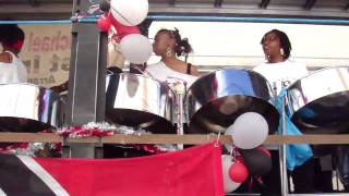 St Michael steelband Notting hill carnival 2009