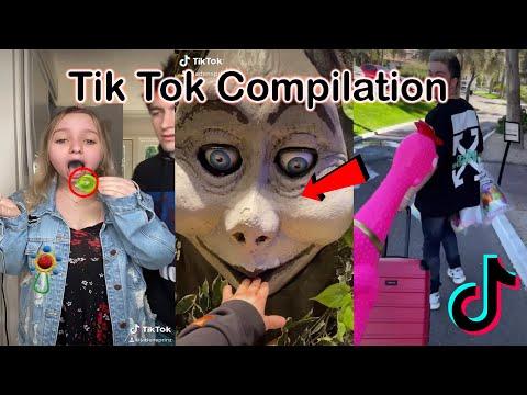 Tik Tok Compilation #5 (Jelly Fruit, Baby Filter, Chicken, Pranks, Trends)!! *SUPER INTERESTING* - Jaden Sprinz