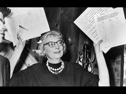 Jane Jacobs American Masters Documentary