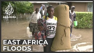 East African states devastated by floods
