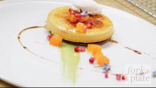Pumpkin Egg Custard Tart W/ Chef Daniel Skurnick, Buddakan