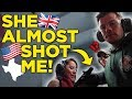 BRITISH Shoot GUNS For The FIRST TIME! | Texas Series