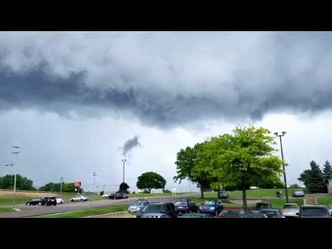 Grand Rapids, MI July 8th storm system