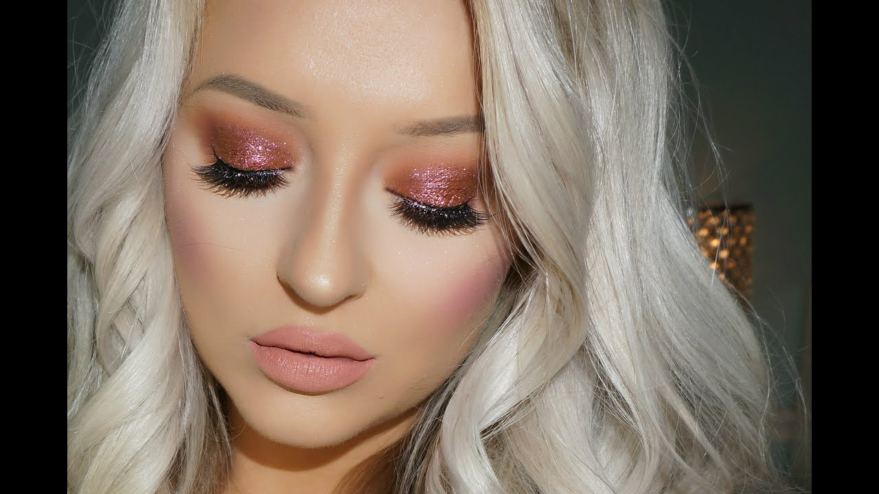 Image result for shimmer eye makeup