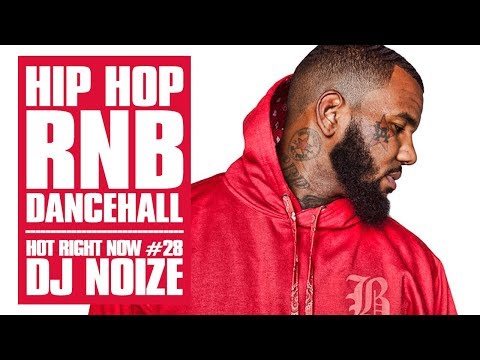 🔥 Hot Right Now #28 | Urban Club Mix September 2018 | New Hip Hop R&B Rap Dancehall Songs DJ Noize