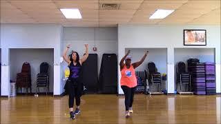 Boo'd up ~Vedo ~ Zumba®/Dance Fitness~ Salsa Hustle