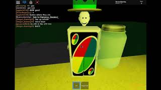 Raiding In Roblox Chills And Cards