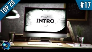 TOP 20 BEST Sony Vegas Pro Intro Templates #17 + FREE Download (Editables)