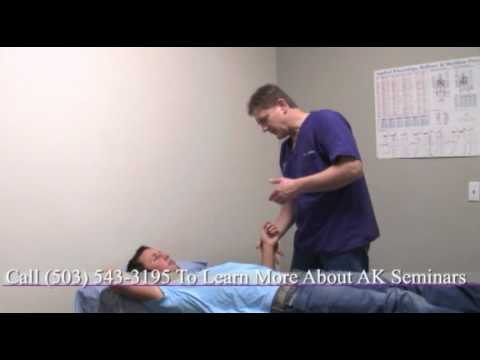 how to do manual muscle testing